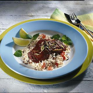 Tandoori Tuna Steaks