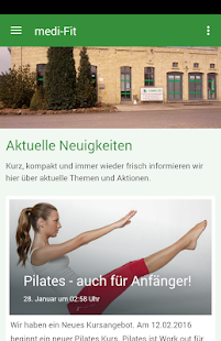 Medi-fit Wettringen- screenshot thumbnail