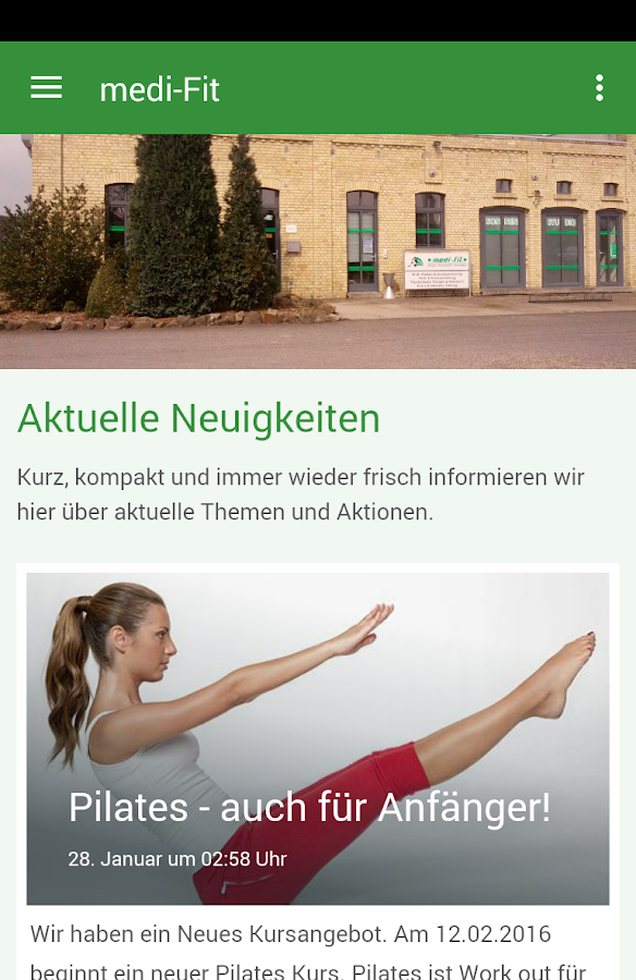 Medi-fit Wettringen- screenshot