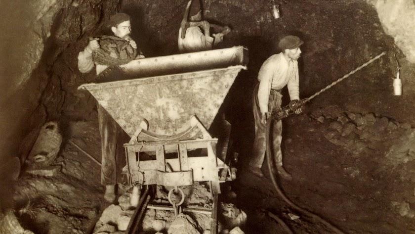 Cerca de un millón de toneladas fueron extraídas en la provincia almeriense antes del periodo de la Primera Guerra Mundial.