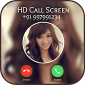 HD Phone Caller Screen