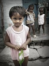 Photo: good morning All~♪ おきた 納豆お蕎麦たべる  (photo at Delhi India)
