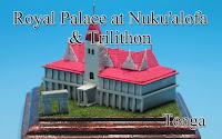 Royal Palace at Nuku'alofa -Tonga-