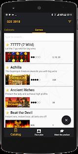 Merkur Games App