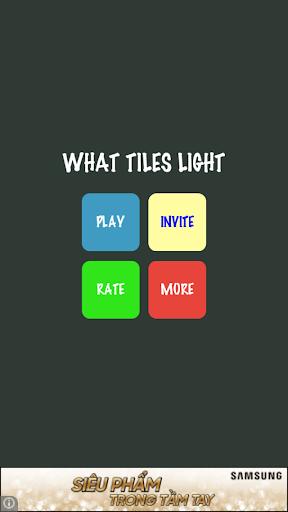 What Tiles Light - Memory test