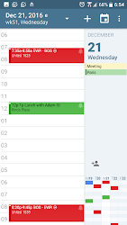 aCalendar+ Calendar & Tasks 1.16.1 APK 2