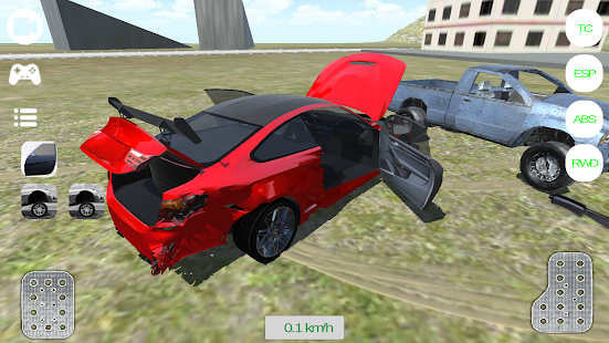 Pro Extreme Car Driver Premium Screenshot