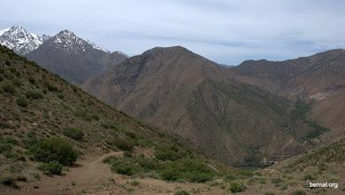Photo: por fin llegamos al collado (2050 m)