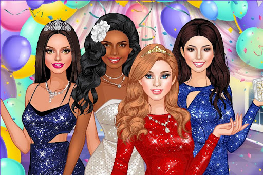 Prom Night Dress Up  screenshots 1