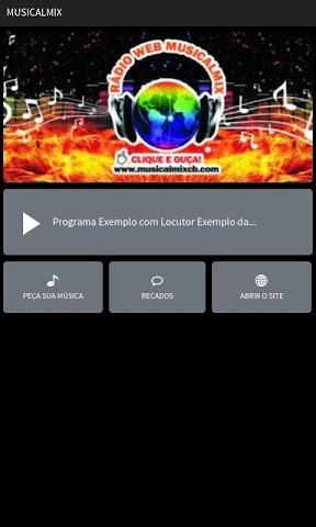 android MUSICALMIX Screenshot 0
