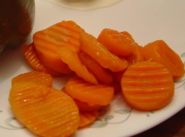 Honeyed Carrots Recipe
