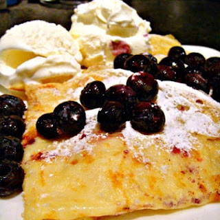 How To Make Crepes (Thin Pancakes).