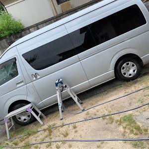 ハイエースワゴン TRH224W 20年式のカスタム事例画像 Sugiさんの2019年06月03日11:13の投稿