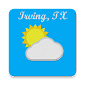 Irving, TX - weather icon