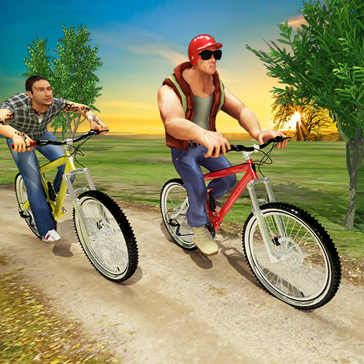 Bicycle Rider Race BMX file APK Free for PC, smart TV Download