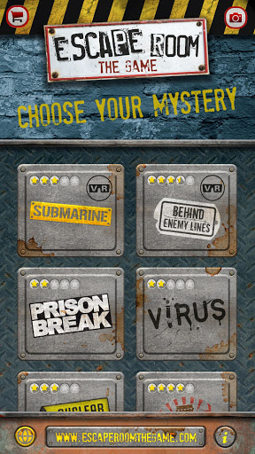 Escape Room The Game App 6.04013 screenshots 1