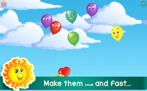Kids Balloon Pop Game Free ud83cudf88 25.0 screenshots 6