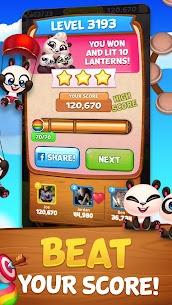 Bubble Shooter Panda Pop MOD (Unlimited Money) 4
