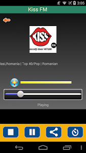 Radio Romania screenshot 3