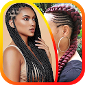 African Women Hairstyle - Models icon