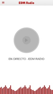 EDM Radio Oficial- screenshot thumbnail