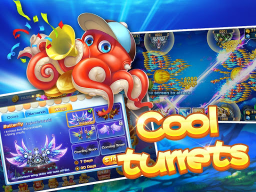 Tuyoo Fishing Mania 4.2 screenshots 11