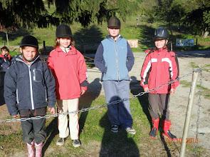 Photo: První jezdci