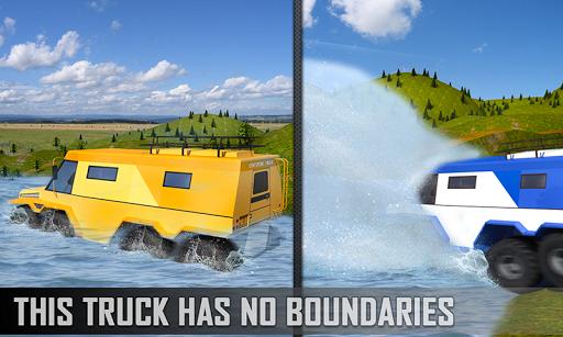 Offroad Centipede Truck Simulator 2018: Mud-runner 1.0.7 screenshots 1