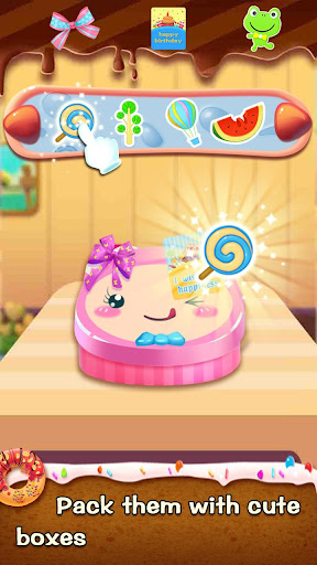 ud83cudf69ud83cudf69Make Donut - Interesting Cooking Game apkpoly screenshots 15