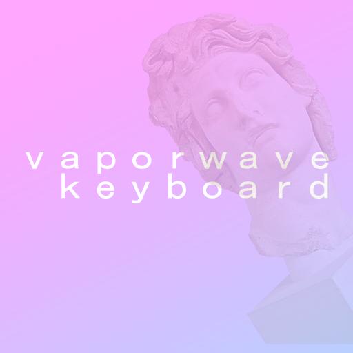 VAPORWAVE Keyboard