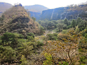 Photo: Grottes d'Ajanta