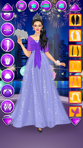 Prom Queen Dress Up - High School Rising Star  screenshots 7