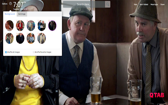 Still Game Wallpapers HD Theme
