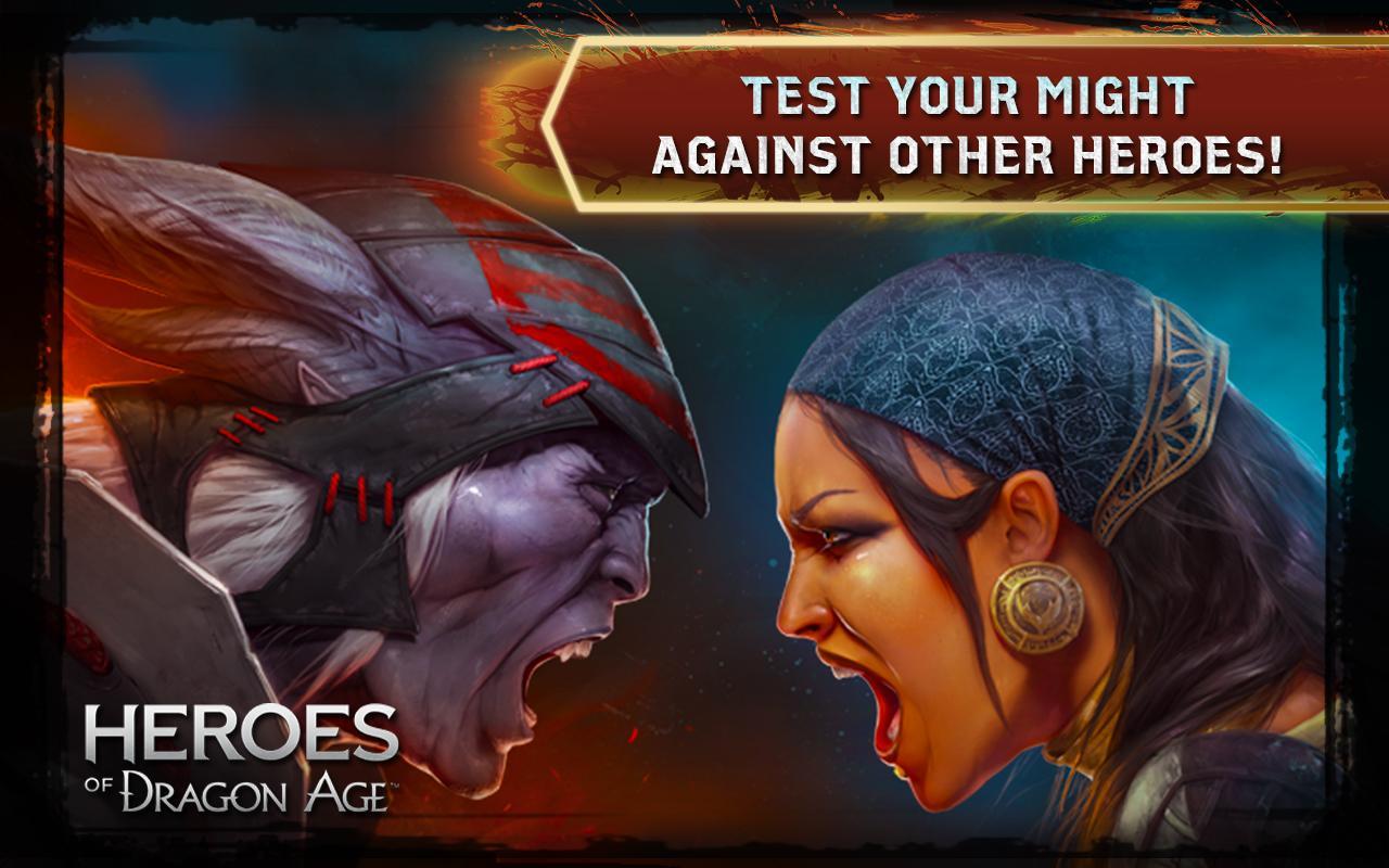 Heroes of Dragon Age screenshot #8