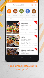 Akelni – Food Delivery 3.2.21 Download APK Mod 3