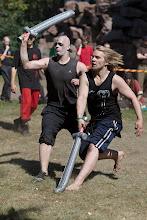 Photo: Lisää joukkotaistelua / More group combat