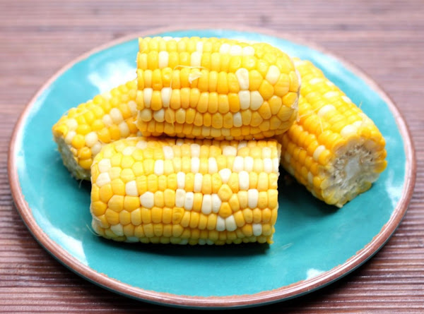 Crockpot Corn On The Cob Recipe