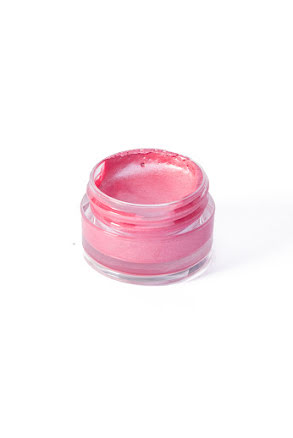 Kroppsfärg metallic, rosa