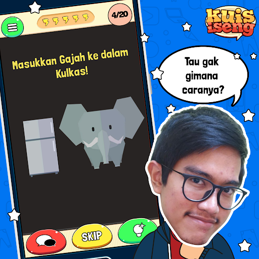 Kuis Iseng Kaesang 1.3.10 screenshots 3