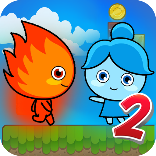 Red boy and Blue girl - Forest Light Temple Maze 2 file APK for Gaming PC/PS3/PS4 Smart TV