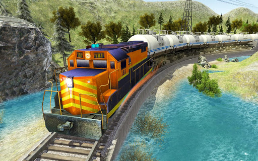 Oil Train Simulator 2019 2.6 screenshots 4
