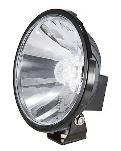 "Led Extraljus 7"" 30watt"