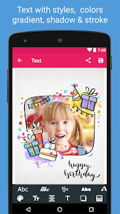 Download Birthday Photo Frames and Collage Maker For PC Windows and Mac apk screenshot 2