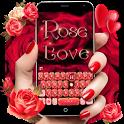 Roselove Keyboard Theme icon