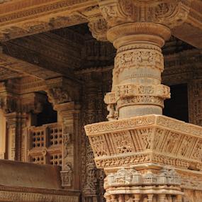 angel of art by Dr. Mahendra singh Rathore - Buildings & Architecture Places of Worship