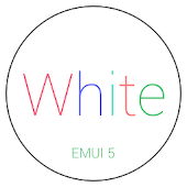 White-King EMUI 5 Theme