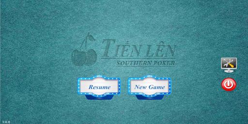 Tien Len  Southern Poker 1.0.1 screenshots 1