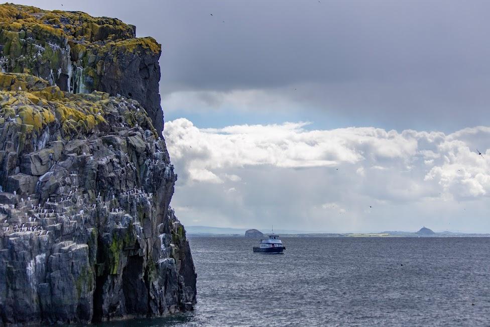 Isle of May, Szkocja