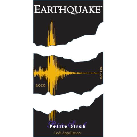 Logo for Michael David Winery Earthquake Petite Sirah
