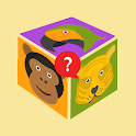 Which animal are you? Spirit animal test and quiz. icon